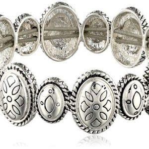 Napier Sterling Silver bracelet NWT